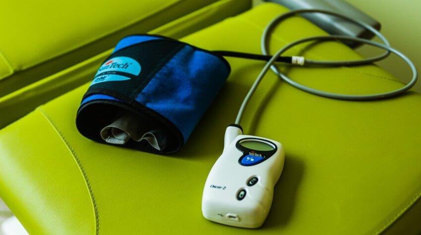 24 часовой мониторинг артериального давления