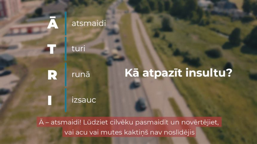 INSULTS Laiks Smadzenes
