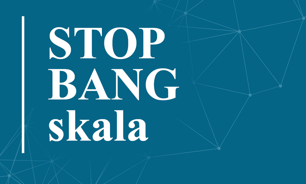 STOP BANG skala