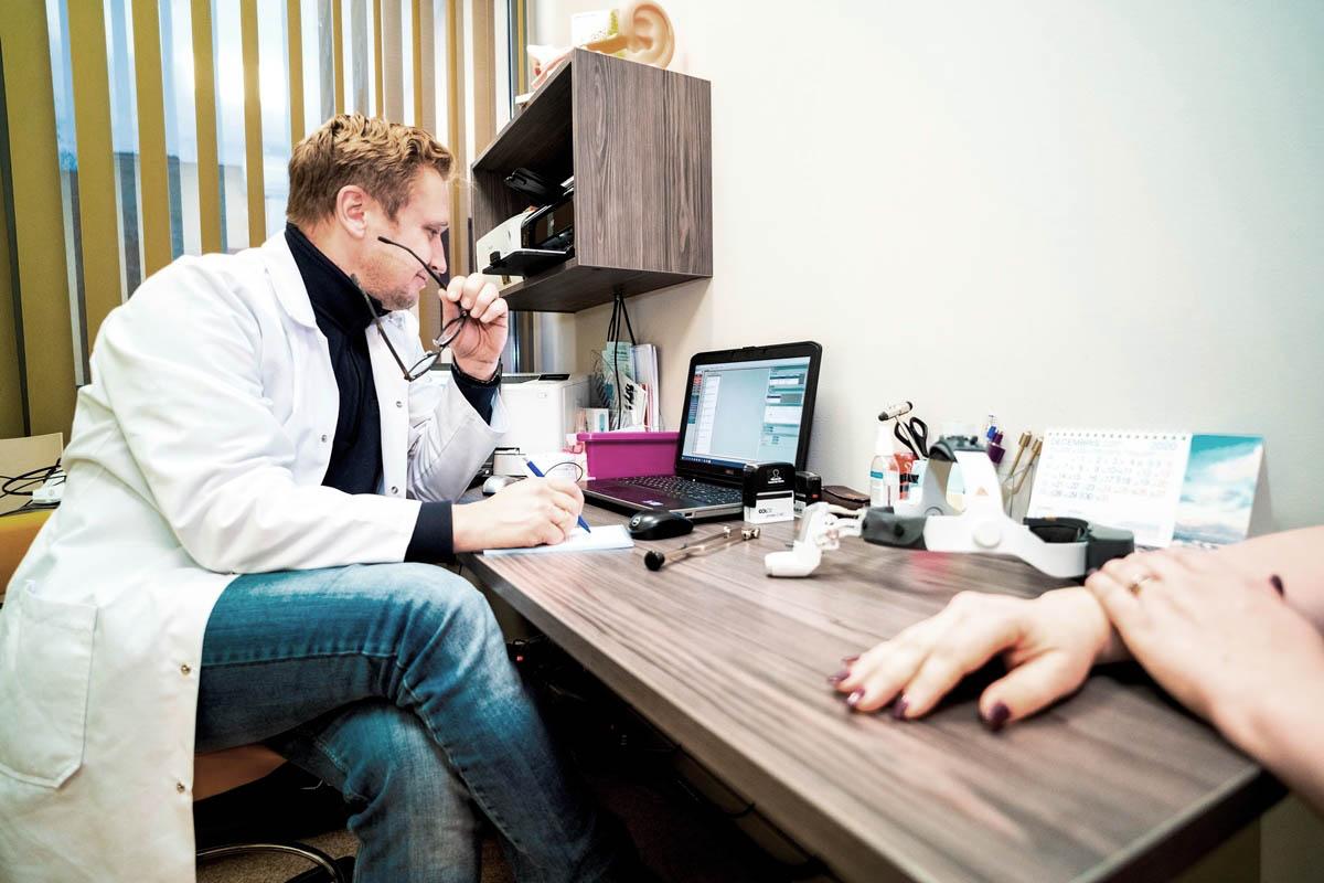 Neirolors, audiometriija, timpanometrijapakalpojumi Rīgā 1